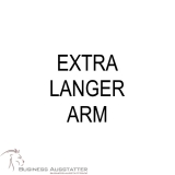 Extra Langer Arm