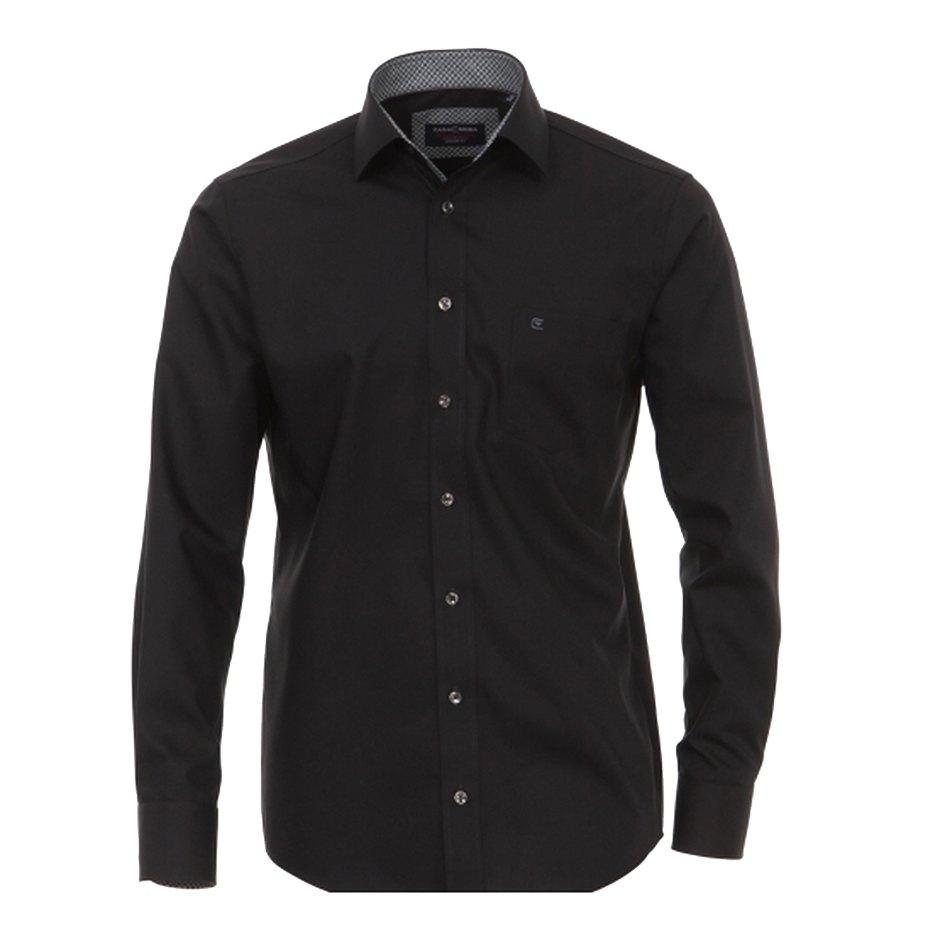 Größentabellen und Schnittformen für Hemden