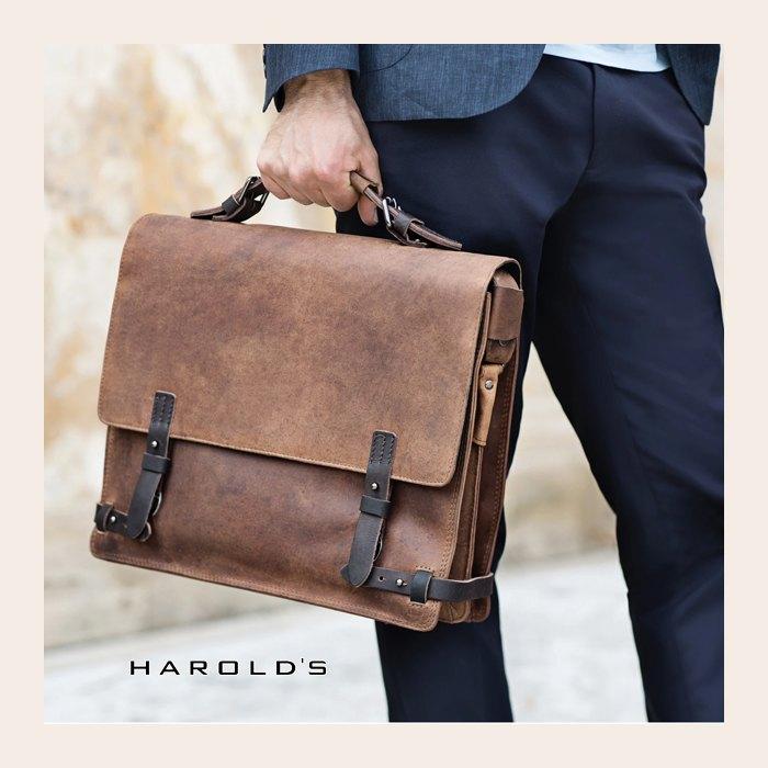 Harolds Taschen