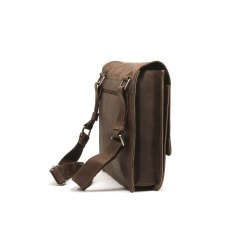 HAROLD´s Antic Office Notebooktasche Taupe Grau...