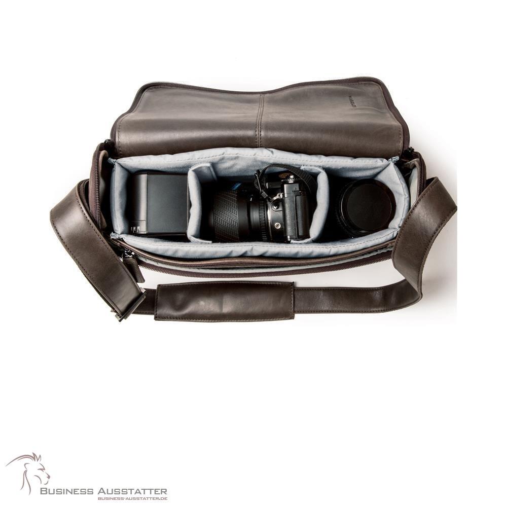 harold s 2in1 kameratasche klein tasche mit rei verschluss und schult. Black Bedroom Furniture Sets. Home Design Ideas