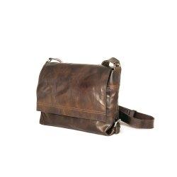 HAROLD´s Vintage Fashion Saddle Kuriertasche Tasche...