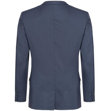 Greiff Corporate Wear Modern WITH 37.5 Herren Sakko Slim Fit Dunkelblau Modell 1127