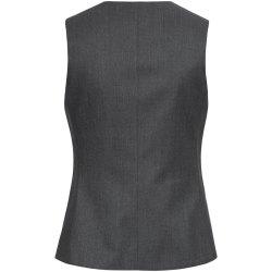Greiff Corporate Wear Basic Damen Weste Comfort Fit Anthrazit Modell 1249