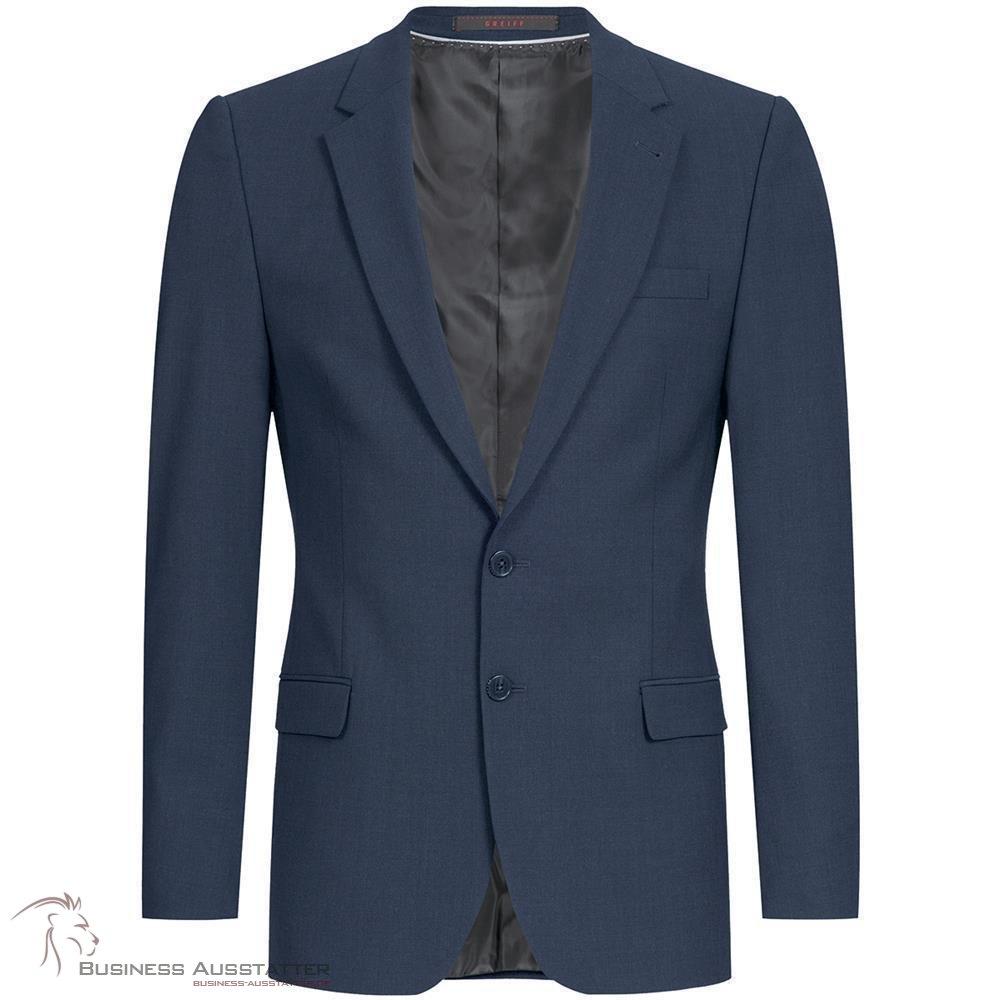 greiff corporate wear premium herren sakko slim fit marine. Black Bedroom Furniture Sets. Home Design Ideas