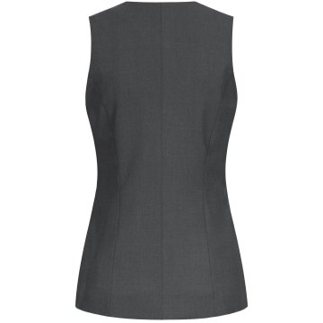 Größe 44 Greiff Corporate Wear Premium Damen Weste Comfort Fit Anthrazit Modell 1244