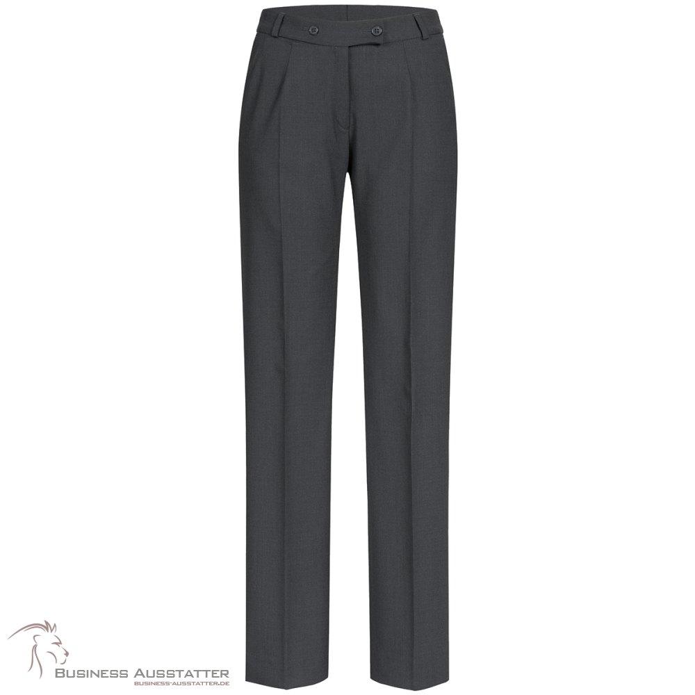 Greiff Corporate Wear Casual Damen Hose Regular Fit Beige Modellnummer 1372