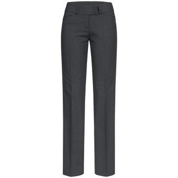 Greiff Corporate Wear Premium Damen Hose Regular Fit Anthrazit Modell 1352