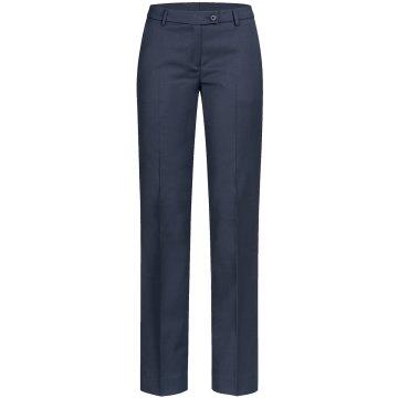 602309286c217b Greiff Corporate Wear Modern with 37.5 Damen Hose Regular Fit Dunkelblau  Modell 1356 ...
