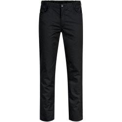 Greiff gastro moda Herren Cuisine Basic 5-Pocket-Hose Regular Fit Schwarz Modell 5321