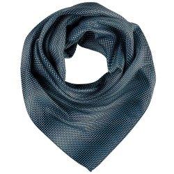 Greiff Corporate Wear Damen Tuch Blau/Grau kariert Modell...