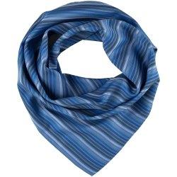 Greiff Corporate Wear Damen Tuch Blau gestreift Modell 6901