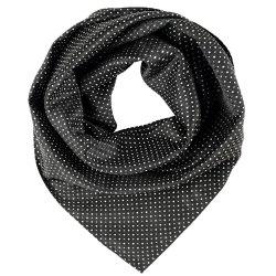 Greiff Corporate Wear Damen Tuch Schwarz/Silbergrau...