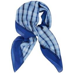 Greiff Corporate Wear Damen Tuch Hellblau kariert Modell...