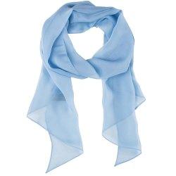 Greiff Corporate Wear Damen Schal Hellblau Modell 6916