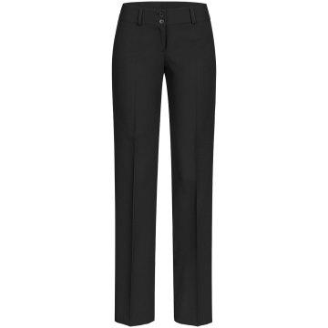 Greiff Gastro Moda Service Damen Hose Regular Fit Schwarz Modell 8321