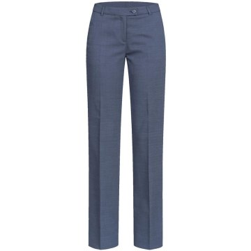 Größe 80 Greiff Corporate Wear Modern Damen Hose Regular Fit Marine PINPOINT Modell 1356