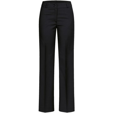 Größe 80 Greiff Corporate Wear Modern Damen Hose Regular Fit Schwarz Modell 1357