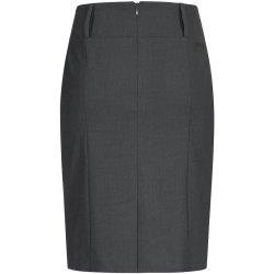 Größe 46 Greiff Corporate Wear Premium Damen Rock Regular Fit Anthrazit Modell 1517