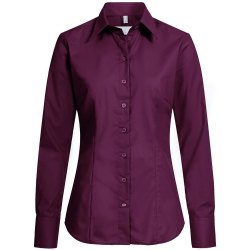 Größe 42 Greiff Corporate Wear Basic Damen Bluse Langarm...