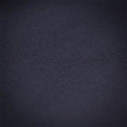 atelier torino Business Hose Rex ohne Bundfalte Dunkelblau Uni Normale Schnittform Classic Fit 100% Schurwolle 330g