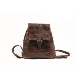 HAROLD´s Saddle Rucksack mit Klappverschluss und...