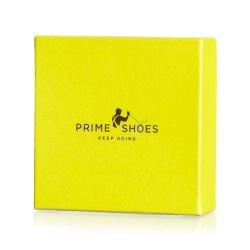 SALE Prime Shoes Ledergürtel 100cm Dunkelbraun Crust...