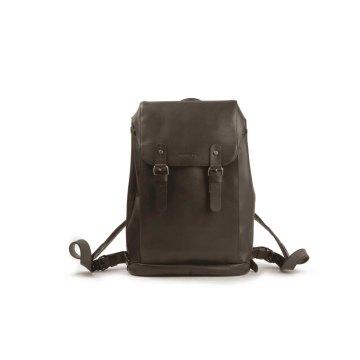 755b218da24 HAROLD´s Campo Rivet Rucksack groß mit Klappverschluss und Schultergurt  Rindsleder