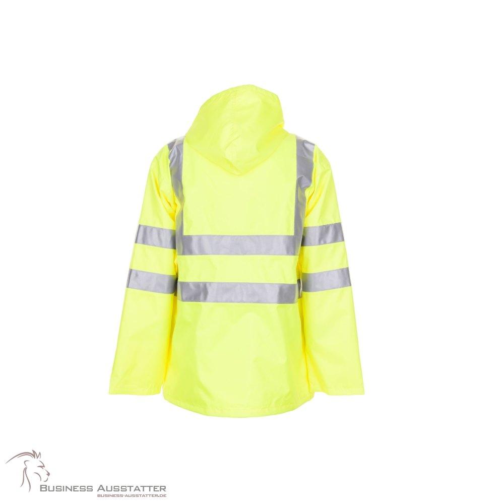 Planam 2062 Regenjacke Warnschutz gelb