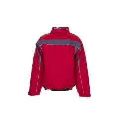 Planam Plaline Herren Winter Blouson rot schiefer Modell 2597