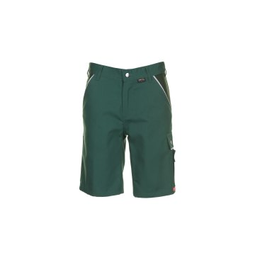 Planam Canvas 320 Herren Shorts grün Modell 2171