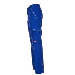 Planam Canvas 320 Herren Winter Thermohose kornblau Modell 2140