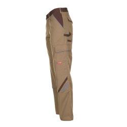 Planam Highline Herren Bundhose khaki braun zink Modell 2324