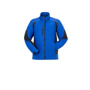 Planam Outdoor Winter Herren Air Jacke blau schwarz Modell 3672