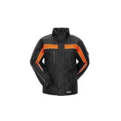 Planam Outdoor Winter Herren Cosmic Jacke schwarz orange...