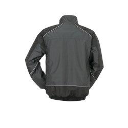 Planam Outdoor Winter Herren Desert Blouson grau schwarz Modell 3327