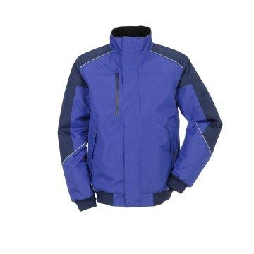 Planam Outdoor Winter Herren Desert Blouson blau marine Modell 3328