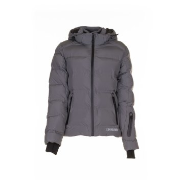 Planam Outdoor Winter Herren Powder Damen Jacke anthrazit
