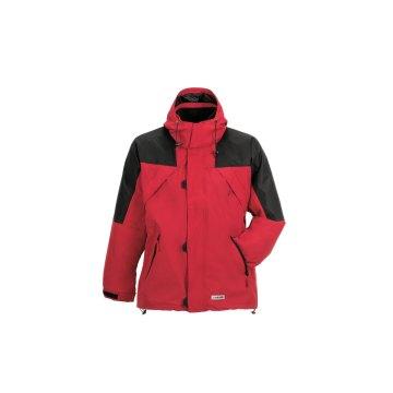 Planam Rot Herren Redwood Winter Outdoor Jacke Schwarz UVSMzqpG