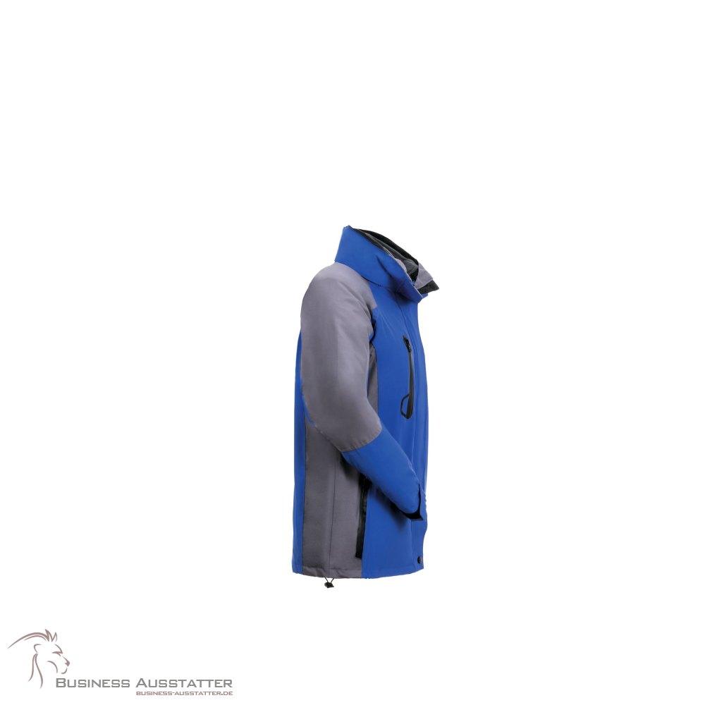 0dff324c4937ab Planam Outdoor Winter Shape Damen Jacke blau grau Modell 3635