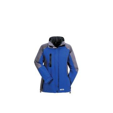 Planam Outdoor Winter Shape Damen Jacke blau grau Modell 3635