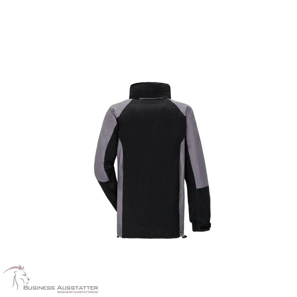 1ab87ca53e27ac Planam Outdoor Winter Shape Damen Jacke schwarz grau Modell 3636