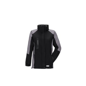 on sale 5a2e2 f2499 Planam Outdoor Winter Shape Damen Jacke schwarz grau Modell 3636