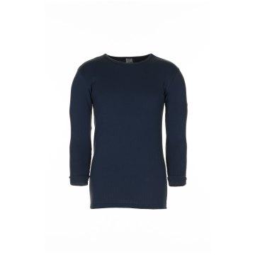 Größe L Herren Planam Funktionsunterwäsche Shirt Langarm 275 g/m² grau Modell 2271