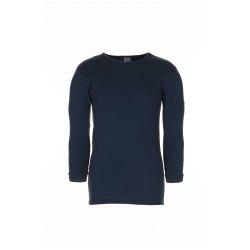 Größe XL Herren Planam Funktionsunterwäsche Shirt Langarm 275 g/m² grau Modell 2271
