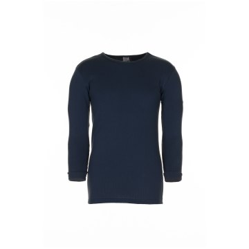 Größe 4XL Herren Planam Funktionsunterwäsche Shirt Langarm 275 g/m² grau Modell 2271
