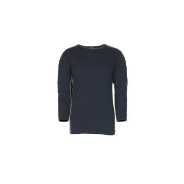Größe 4XL Herren Planam Funktionsunterwäsche Shirt langarm 190 g/m²  grau Modell 2251