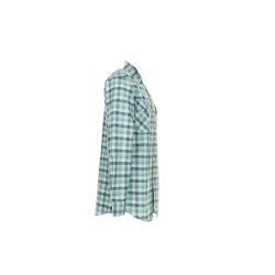 Größe 43/44 Herren Planam Hemden Countryhemd langarm grün kariert Modell 0482