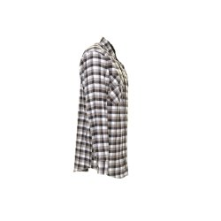Größe 37/38 Herren Planam Hemden Countryhemd langarm stone kariert Modell 0483