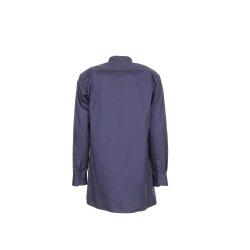 Größe 45/46 Herren Planam Hemden Köperhemd langarm grau Modell 0406